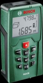 Цифровые лазерные дальномеры Bosch PLR 25 (0603016220, 0 603 016 220)