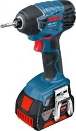 Аккумуляторный ударный гайковерт Li-Ion Bosch GDR 18 V-LI (Картон соло*) Professional (06019A130F, 0 601 9A1 30F)