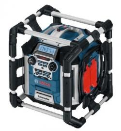 Аккумуляторное радио Bosch GML 50 (Картон) Professional (0601429600, 0 601 429 600)