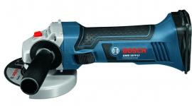 Аккумуляторная угловая шлифмашина (болгарка) Bosch GWS 18 V-LI (L-BOXX) Professional (060193A30A, 0 601 93A 30A)