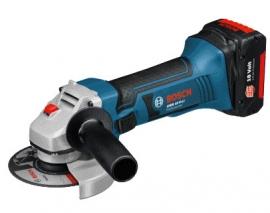 Аккумуляторная угловая шлифмашина (болгарка) Bosch GWS 18 V-LI (Картон соло*) Professional (060193A300, 0 601 93A 300)