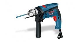 Дрель ударная Bosch GSB 13 RE БЗП (Картон) Professional (0601217100, 0 601 217 100)