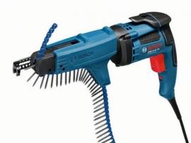 Шуруповерт Bosch GSR 6-45 TE + MA 55 (L-BOXX) Professional (0601445101, 0 601 445 101)