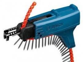 Магазинная насадка MA 55 для шуруповерта Bosch для работ по сухому материалу (Картон) (1600Z0000Y, 1 600 Z00 00Y)