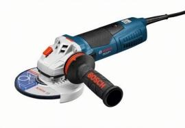 Угловая шлифмашина (болгарка) Bosch GWS 17-150 CI (Картон) Professional (06017980R6, 0 601 798 0R6)