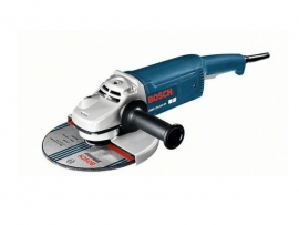 Угловая шлифмашина (болгарка) Bosch GWS 22-180 LVI (Картон) Professional (0601890D00, 0 601 890 D00)