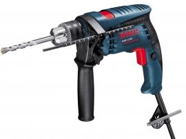Дрель ударная Bosch GSB 13 RE ЗВП (Картон) Professional (0601217102, 0 601 217 102)